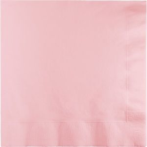 36 Teile Party Deko Set Pastell Rosa für 8 Personen – Bild 4