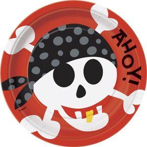 48 Teile Piraten Spaß Party Set für 16 Personen – Bild 2