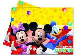 XXL 71 Teile Disney Micky Maus Party Deko Set – Bild 4