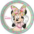 52 Teile Disney Minnie Maus Tropical Party Deko Basis Set - für 16 Kinder
