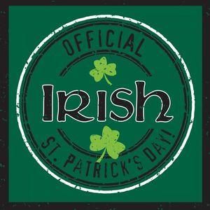 16 Servietten St. Patricks Day Officially Irish