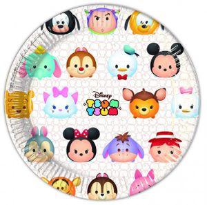 [Paket] 36 Teile Disney's Tsum Tsum Party Set für 8 Kinder