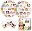 52 Teile Disney's Tsum Tsum Party Set für 16 Kinder