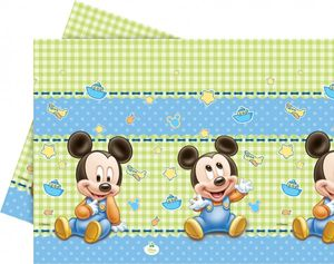 74 Teile Disney Baby Micky Party Deko Set 16 Personen – Bild 3