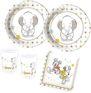 20 Servietten Disney Babyshower  – Bild 2