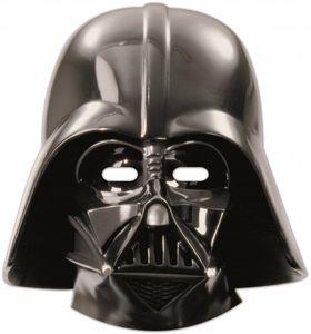 6 Papp Masken Star Wars Darth Vader