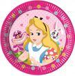 52 Teile Alice im Wunderland Party Set für  16 Kinder