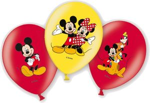 XXL 76 Teile Disney Micky Maus Party Deko Set für 16 Kinder – Bild 4