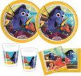 6 Einladungskarten Disney's Nemo 2 findet Dorie