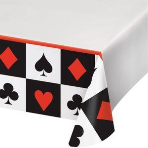 XXL 61 Teile Poker, Casino Motto Party Deko Set 8 Personen – Bild 3