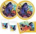 36 Teile Disney Findet Nemo Party Deko Basis Set - für 8 Kinder