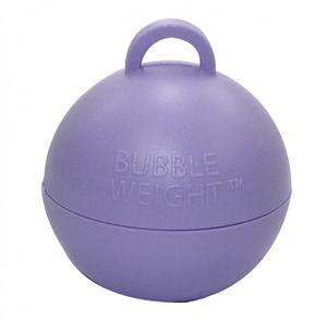 Ballongewicht Bubble Lavendel