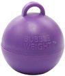 Ballongewicht Bubble Violett