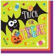 16 Servietten Halloween Sweets - Süßes oder Saures