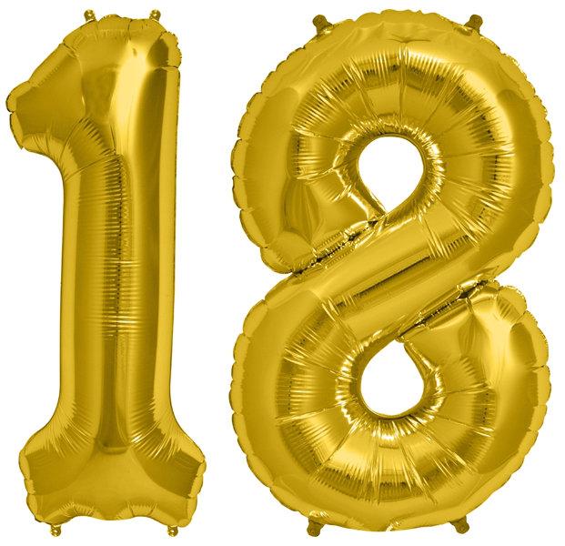 not Helium balloon Folienballons Zahlen Geburtstag Neujahr Nummer Jubiläum Party