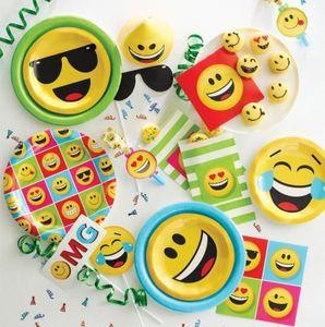 8 Einladungskarten Emoticons – Bild 2