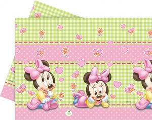 74 Teile Disney Baby Minnie Party Deko Set 16 Personen – Bild 3