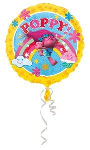 Trolls Poppy Folienballon
