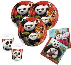 20 Servietten Kung Fu Panda – Bild 2