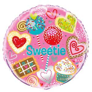 Folienballon Valentine Sweets