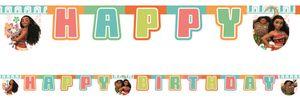 Geburtstags Girlande Vaiana