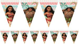 Wimpel Banner Vaiana