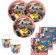 6 Micky Maus Party Tütchen Roadster Racers