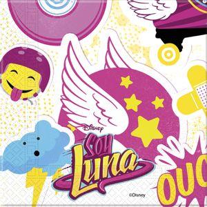 20 Servietten Disney's Soy Luna
