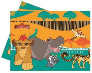 Tischdecke König der Löwen - die Garde der Löwen