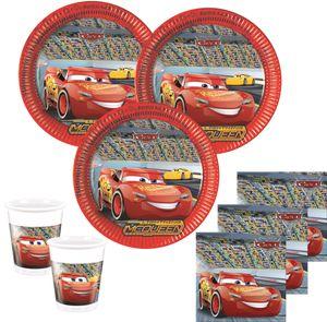 Plastik Tischdecke Cars 3 – Bild 2