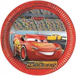 36 Teile Disney Cars 3 Party Deko Basis Set 8 Kinder – Bild 2