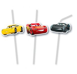 XXL 72 Teile Disney Cars 3 Party Deko Basis Set 6-8 Kinder – Bild 5