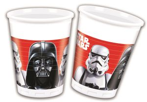 8 Star Wars Becher Final Battle