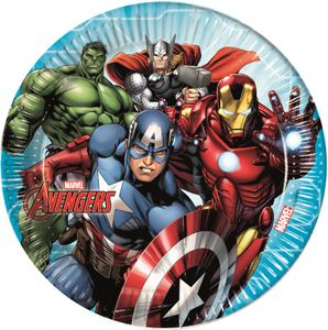 52 Teile MIGHTY Avengers Party Deko Set für 16 Kinder – Bild 2