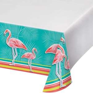 Tischdecke Flamingo Island