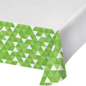 Tischdecke Fractals Limonen Grün