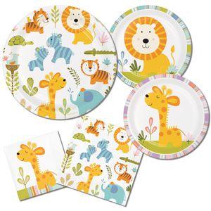 Baby Safari Tischdecke – Bild 2