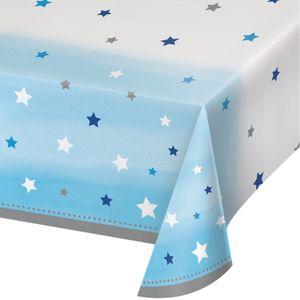 XXL 68 Teile Blinke kleiner Stern in Blau Babyshower Set für 16 Personen – Bild 3