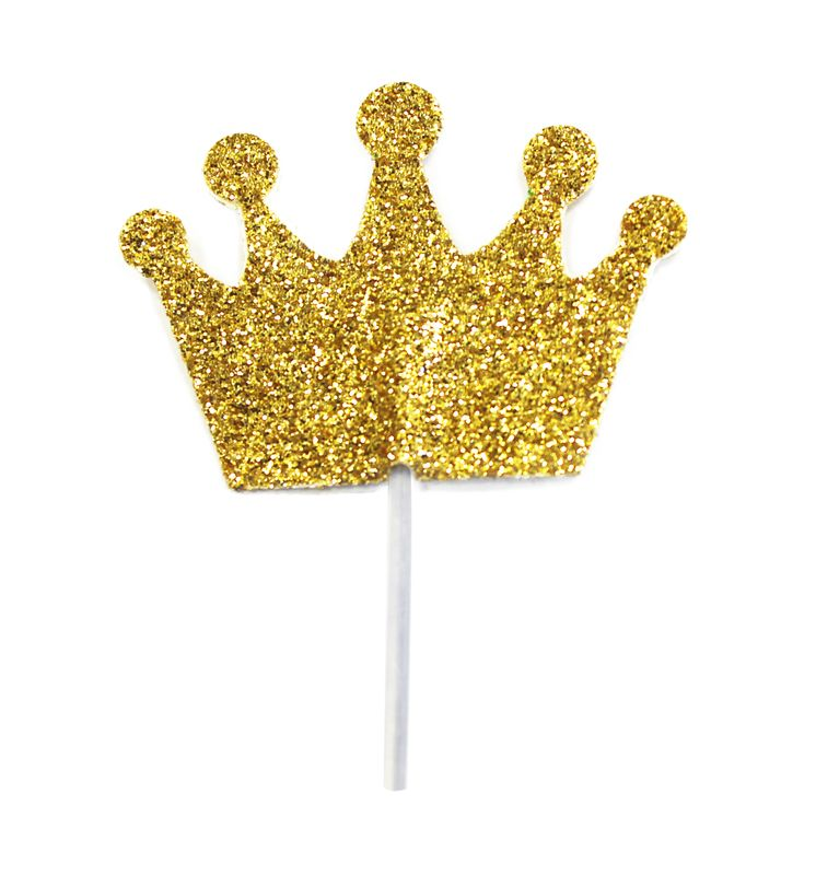 12 gold glitter merry Christmas cupcake toppers thetoptoppershop