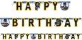 Batman Geburtstags Girlande