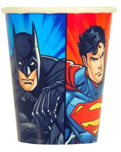 8 Papp Becher Justice League – Bild 1