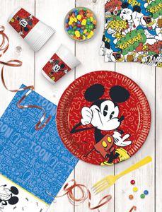 20 Servietten Micky Maus Retro – Bild 3