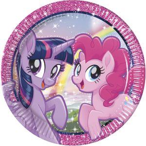 8 Teller My little Pony & Friends – Bild 1