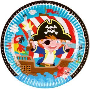 8 Teller Piraten Abenteuer – Bild 1
