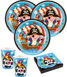 Piraten Abenteuer Geburtstags Girlande – Bild 2