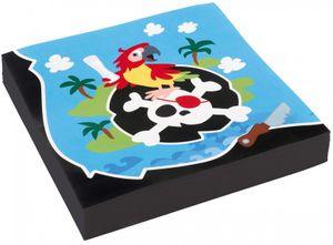 52 Teile Piraten Abenteuer Party Deko Set 16 Kinder – Bild 4