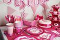 18 Servietten Perfectly Pink zum 60. Geburtstag