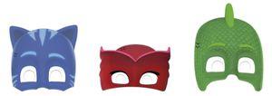 6 Masken PJ Masks Pyjamahelden – Bild 1