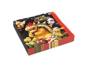 48 Teile Super Mario Party Deko Basis Set für 16 Kinder – Bild 4