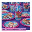 8 Teller Paw Patrol Skye und Everest